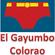 El gayumbo colorao