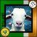 Solar Unisphere Goat